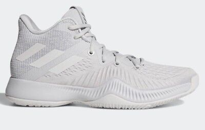 f6f7011cfe8b5 ADIDAS MAD BOUNCE MENS basketball shoes GREY WHITE 10.5 -  58.00 ...