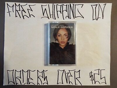 "Sealed Natalie Imbruglia Left Of The Middle Debut Cassette ""torn"" ""big Mistake"""