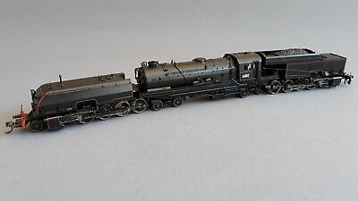 Eureka Nswgr Ad60 #6002 Sold For Spares/repair Fair Cond Unboxed Ho Gauge(Fl)