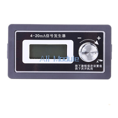 1PCS NEW 4~20mA PLC Signal Generator Current Transducer Test Two Wire Output