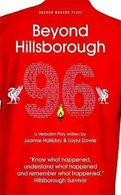 Beyond Hillsborough by Joanne Halliday Paperback Book Free Shipping!