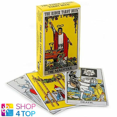 Rider-Waite Tarot Deck Cards Esoteric Telling Classic Us Games Systems
