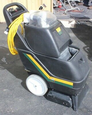 NSS Stallion 8SC Carpet Extractor Commercial Machine Video