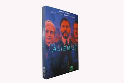 NEW THE ALIENIST DVD (2018, 3-Disc Set)  BRAND NEW & SEALED - FREE PRIORITY POST