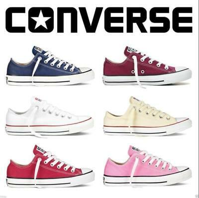 Fashion All Stars Convers Casual Mens Womens Top Chuck Taylor Trainers Shoes*