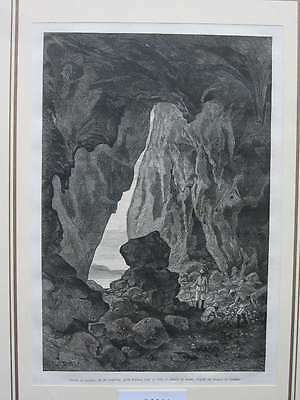 93081-Philippinen-Philippines-Pilipinas-Cagraray-T Holzstich-Wood engraving