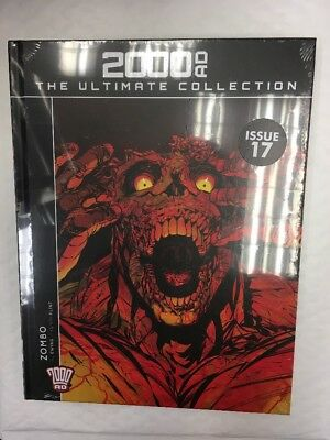 2000Ad Ultimate Collection Graphic Novel Issue 17 Zombo Vol 55 Al Ewing + Flint