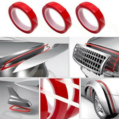 3M Double-sided Clear Transparent Acrylic Gel Foam Adhesive Tape 8/10/15/25mm ZZ