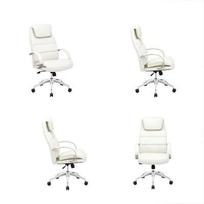 Desk Chairs Zuo Modern Lider Comfort Office Chair White