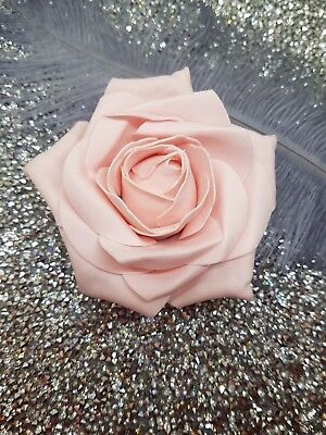Pink Display foam Flower 9cm