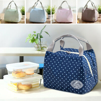 Meal Package Ice Bag Practical Convenient Bento Bag Insulated Anti Theft