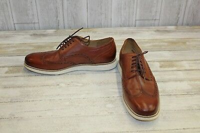 52ed7536a1b586 COLE HAAN ORIGINAL Grand Shortwing Oxford - Men s Size 10.5 M ...
