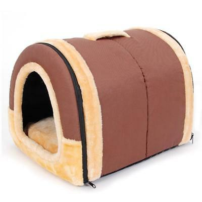 Pets House Bed Circular Multi-functional Lovely Washable Soft Dog Pets Products