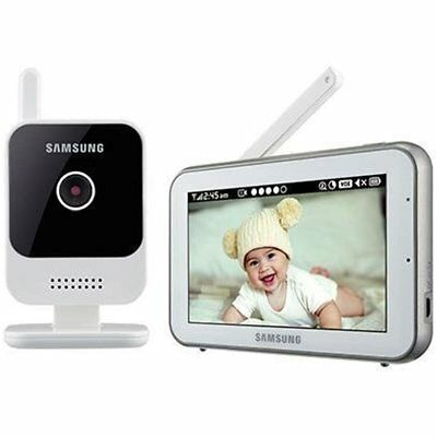Car Video Samsung SEW-3042W RealVIEW HD Baby Monitoring System IR Night Vision
