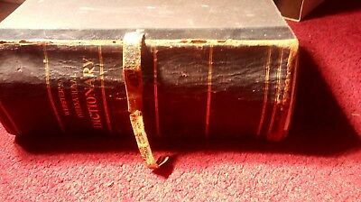 Websters International Dictionary of the English Language 1891  NOAH PORTER
