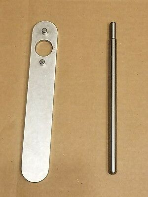Peg & Spanner Wrench Set For Berkel/Stephan/Hobart VCM 40/25 NEW & FREE SHIPPING