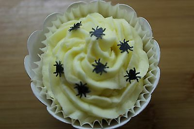 Spider Halloween Cup Cake Sprinkles, Toppers, Edible