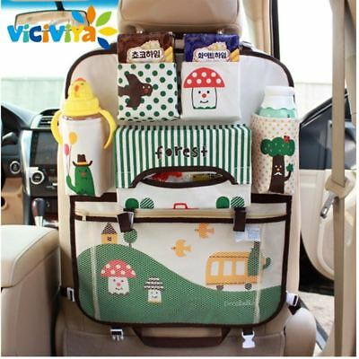 Seat Storage Bag Waterproof Universal Baby Stroller Bag Organizer Baby Car Hangi
