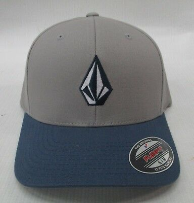 dca63097e89 VOLCOM MEN S S M Full Stone Flex Fit Hat Cap - Kelly Green -  15.00 ...