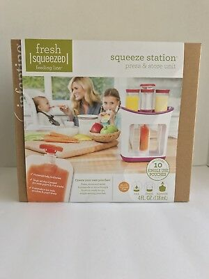 Infantino Fresh Squeeze Station