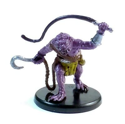 D&D Icons of the Realms Monster Menagerie 3, Kuo-Toa Whip #17