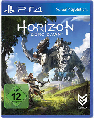 Horizon: Zero Dawn  PS-4 multilingual