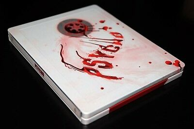 Blu Ray Steelbook Psycho (1960)  Limited Edition Embossed Steelbook NEW