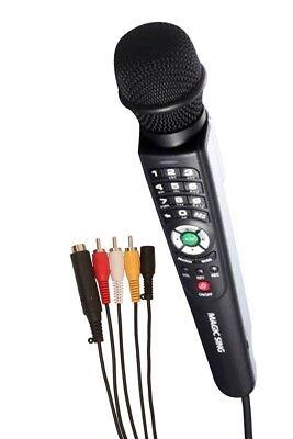 Entertech ET25K MAGIC SING Karaoke Mic Videoke 2300 Mix Tagalog English Songs