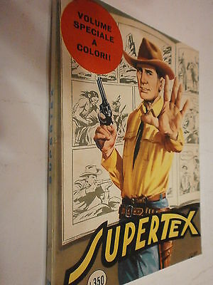 TEX n 100 - SUPERTEX - da L.350 - visitate il SHOP ebay COMPRO FUMETTI SHOP