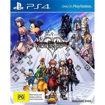 Kingdom Hearts HD 2.8 Final Chapter Prologue PlayStation 4 PS4 GAME BRAND NEW