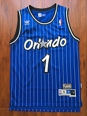 NBA Orlando Magic Tracy McGrady Hardwood Classic Throwback Jersey Size   S-2XL 91d9bb5a7