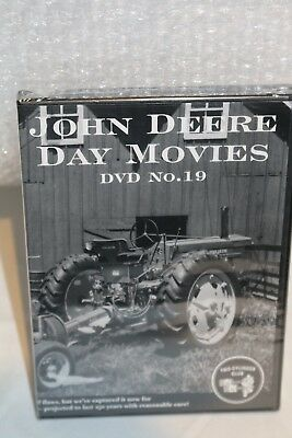 John Deere Day Movie DVD No. 19  1951-1953 Two Cylinder Exclusive