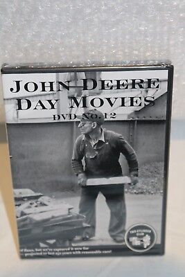 John Deere Day Movie DVD No. 12 1936-1940 Two Cylinder Exclusive