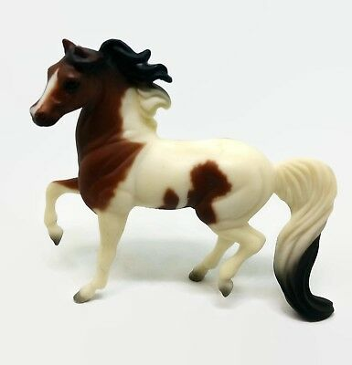Breyer Reeves Stablemates Bay Morgan Pinto Stallion Horse Animal Figure 1999