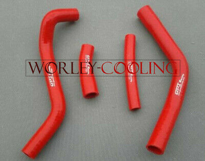 For Yamaha YZ250F YZF250 YZ 250F 2014 2015 14 15 Silicone Radiator Hose RED