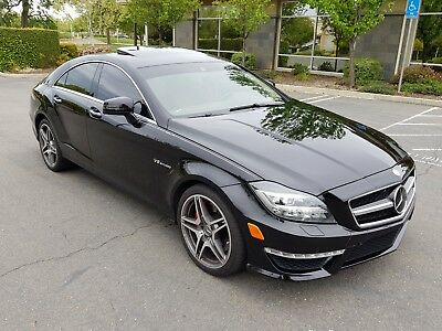 2014 Mercedes-Benz CLS-Class CLS63 AMG S 4Matic Coupe 4-Door 2014 MERCEDES-BENZ CLS63 AMG S 4MATIC, ONLY 28K MI, DON'T MISS!