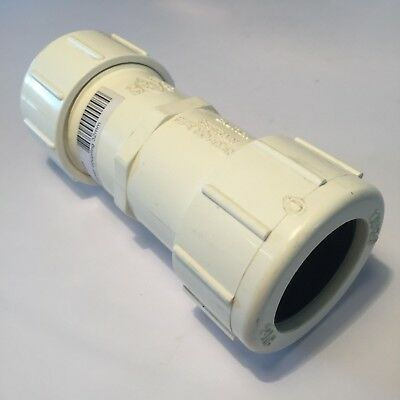 Pvc Pressure Fittings Repair Coupling (Compression) - Various Sizes