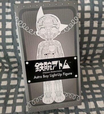 AstroBoy Light up Figure Robot Anime Toy Loot Crate Gift Box New Tezuka Product