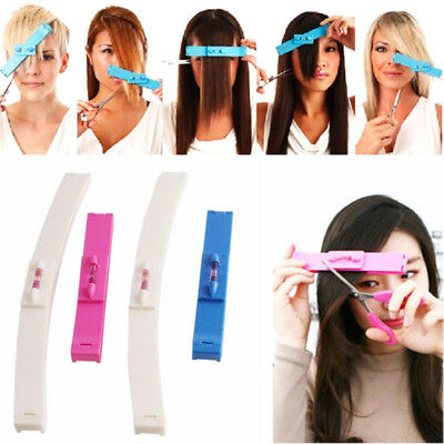 Professional Hair Cutting Guide Level Ruler Hair Bang Cutting Comb Hairstyle Trim Tool Guide Assistance Hair Styling Accessory Home Appliances