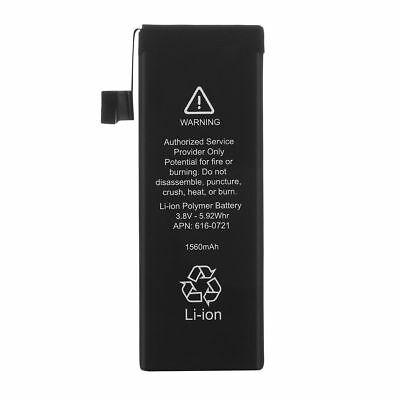 New 1560mAh Replacement Internal Original Battery For iPhone 5s 5c + Free Tools