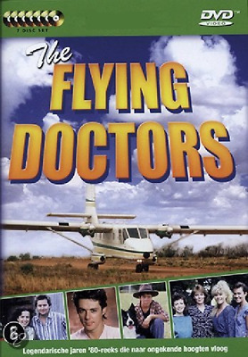 THE FLYING DOCTORS COMPLETE SERIES 3 DVD Third Season Brand New R2 UK Compatible