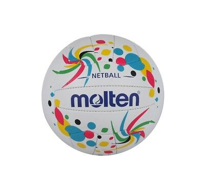 Molten N5Y3500-I Contender Netball Quality Club & Match Level Ball Size 5