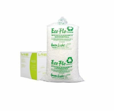 Eco FLo Biodegradeable Loose Fill Packing Peanuts