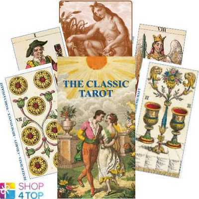 The Classic Tarot Deck Cards Rocca Esoteric Fortune Telling Lo Scarabeo New