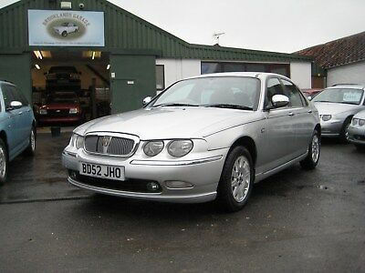 Rover 75 Connoisseur Auto ONLY 47,000 MILES FROM NEW