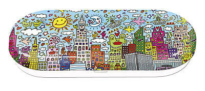"James Rizzi Brillenetui ""My New York City"" Brille Etui Neu 1.Wahl"