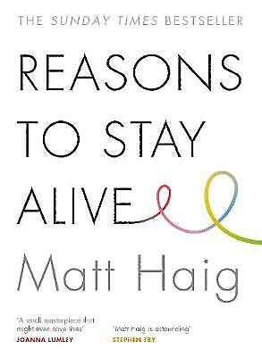 Reasons to Stay Alive - 9781782116820