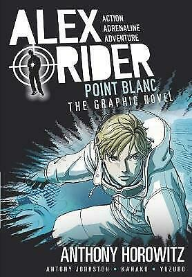 Point Blanc Graphic Novel - 9781406366334