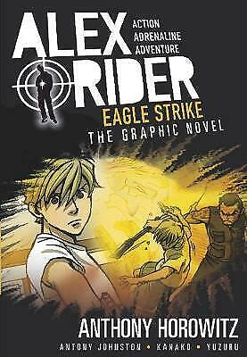 Eagle Strike Graphic Novel - 9781406366358