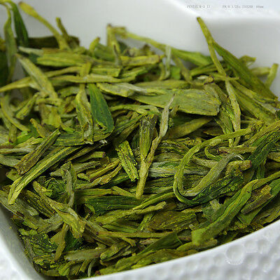 1st Dragon Well New Spring Chinese Longjing Green Tea,Long Jing Tee Lung Ching